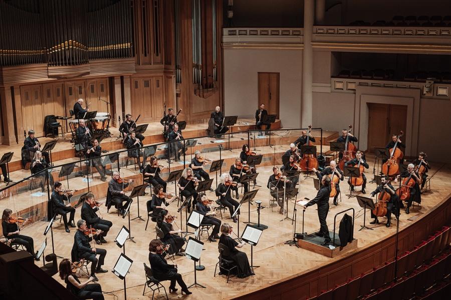 Romantisches Orchesterfinale