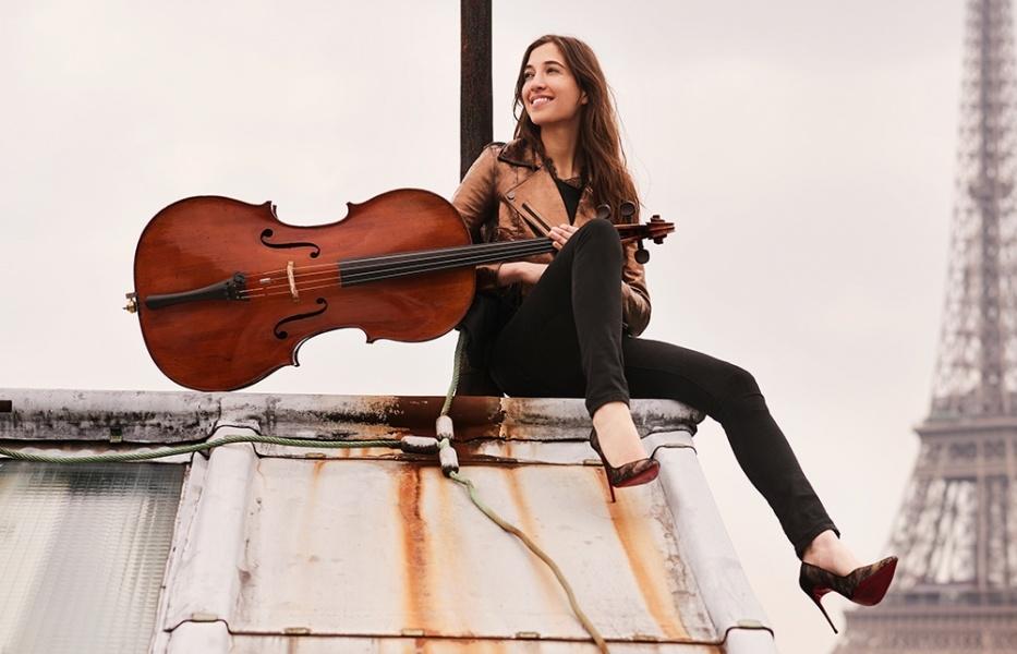 Camille Thomas & Lütticher Philharmoniker