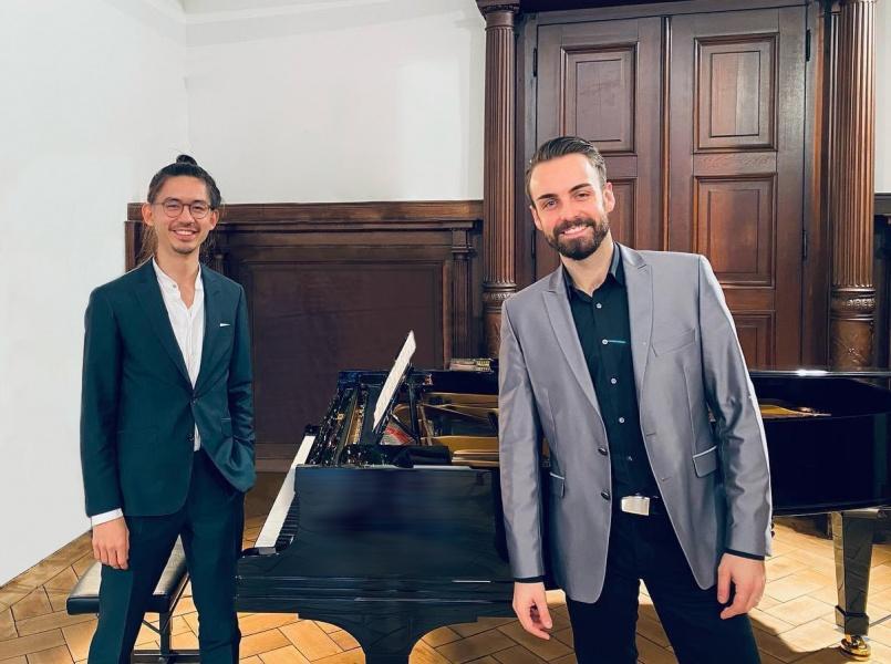 Fabio Lesuisse & Toni Ming Geiger