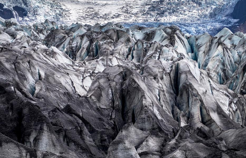 """l'Opéra  """"Der Gletscher"""""""
